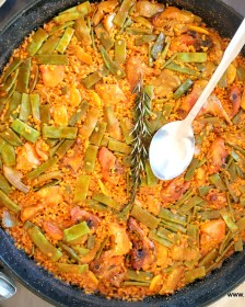 Valencian Paella recipe and more!