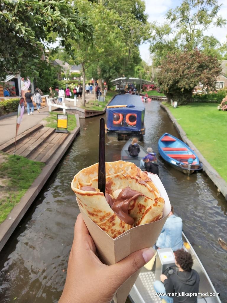 Local dutch snacks-Canape