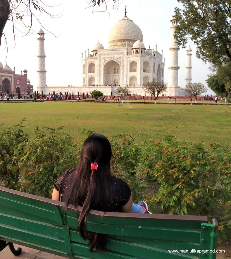 Agra before lockdown -Local city walks