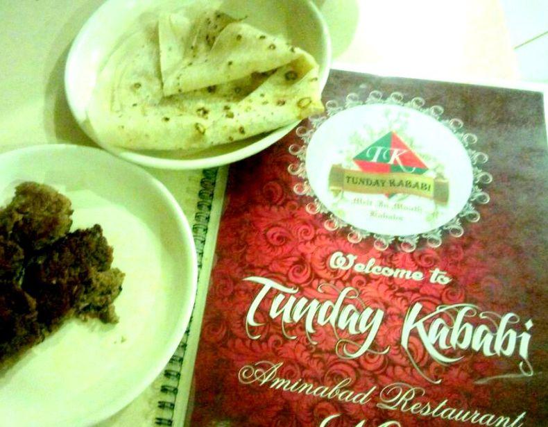 Lucknowi delicacies