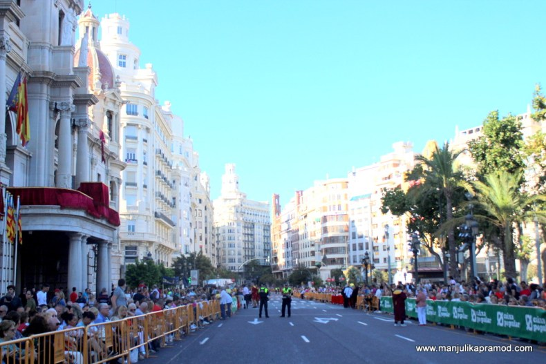 What is the history of 9th October in Valencia?