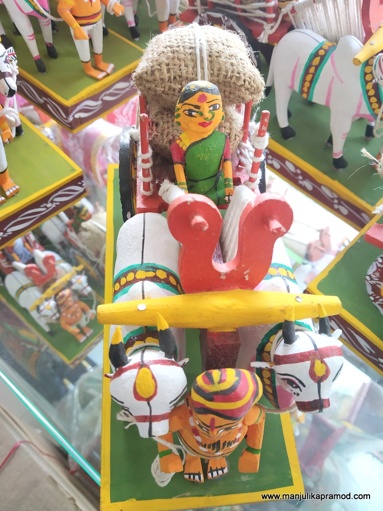 Where can you find wooden toys?