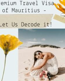 Mauritius - Covid safe
