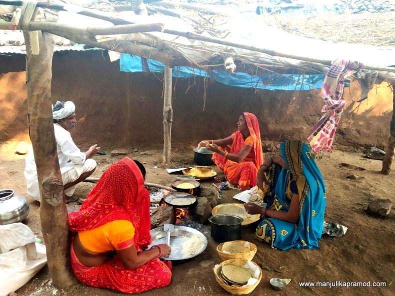 Village Tourism in India - Mandu