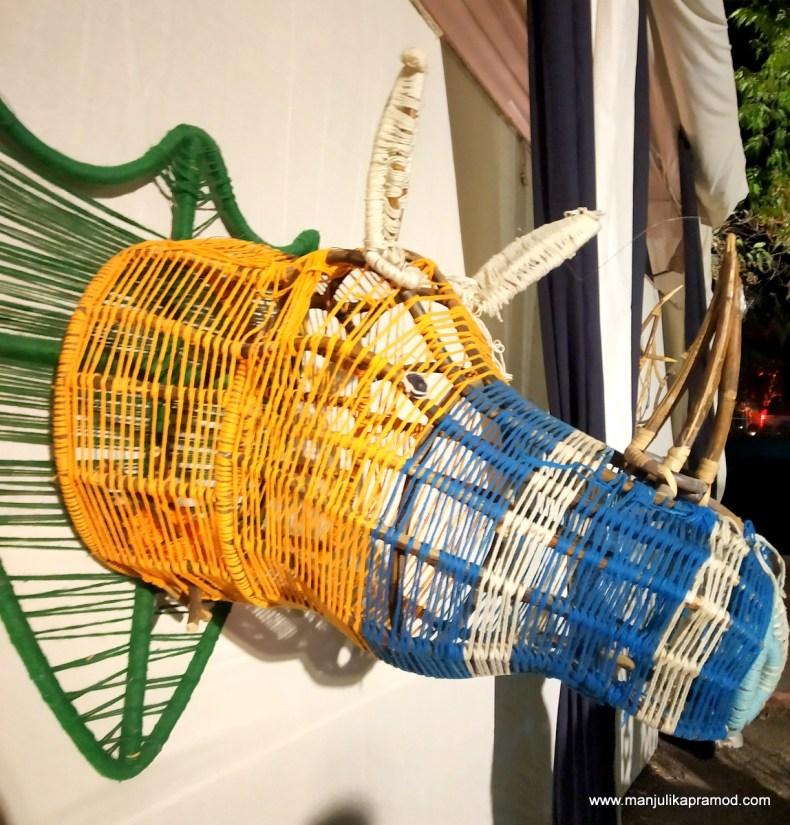 Mandu art and craft