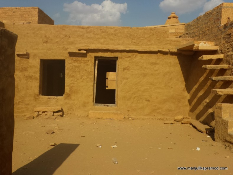 The houses of Kuldhara