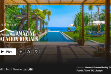 Vacation Rentals - Netflix show