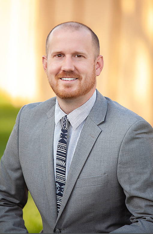 Mankato Ophthalmologist, Dr. Nathan Carpenter
