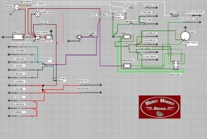 Reliant trike wiring diagram