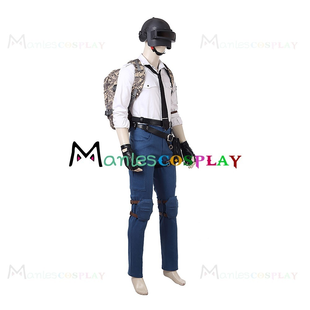 PUBG Player Costume For PlayerUnknowns Battlegrounds Cosplay