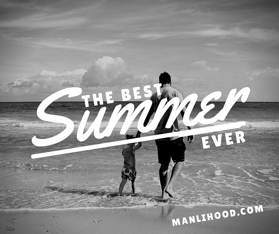 The Best Summer Ever: Make a List