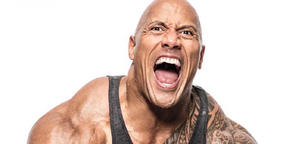 "Dwayne ""The Rock"" Johnson – #mancrushmonday"