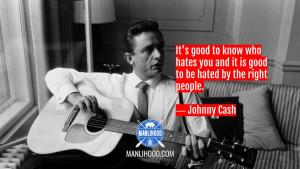 Johnny Cash Quote Wallpaper