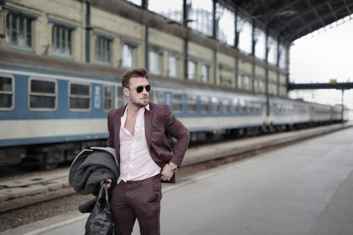 Men's Business Trip Must-Have Essentials by Peter Minkoff