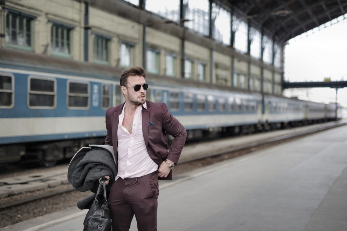 Men's Business Trip Must-Have Essentials by Peter Minkoff