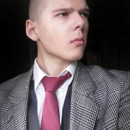 """The Wolf With the Keyboard"" -Veljko Uskovic"