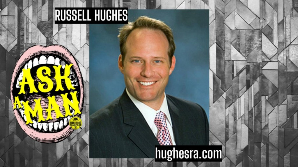 Russell Hughes Business Advice Podcast for Men