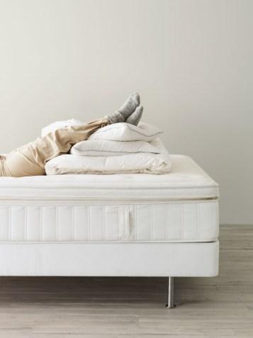 Uudistuvassa IKEA-patjamallistossa on panostettu patjan laatuun: sen tulee olla mukava ja joustava sekä tukea kehoa oikealla tavalla.