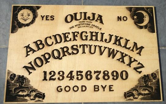 Ouija board (1)