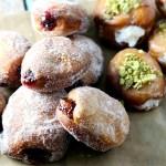 Paczki (Polish Yeast Doughnuts)|www.mannaandspice.com