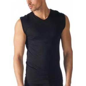 Mey heren shirt mouwloos -zwart - software
