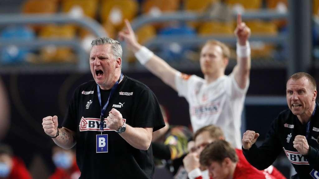 handball wm finale danemark gegen
