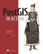 PostGIS In Action cover