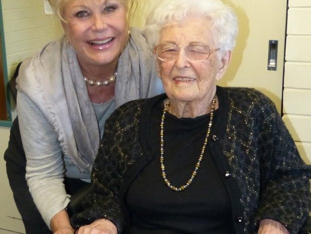 A good life – Ann Rowsell at 100