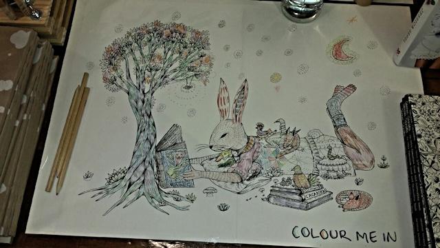 The colouring craze