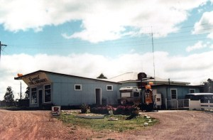 Tinonee General Store in the good old days