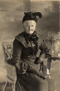 ane McPherson nee Campbell c1890