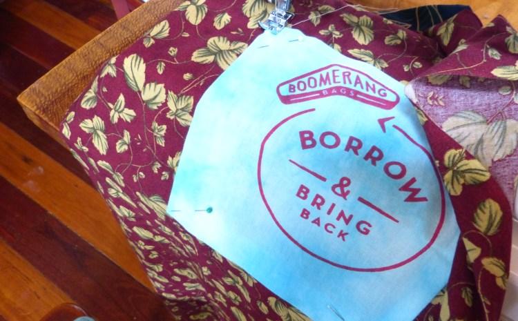 Boomerang Bags take off