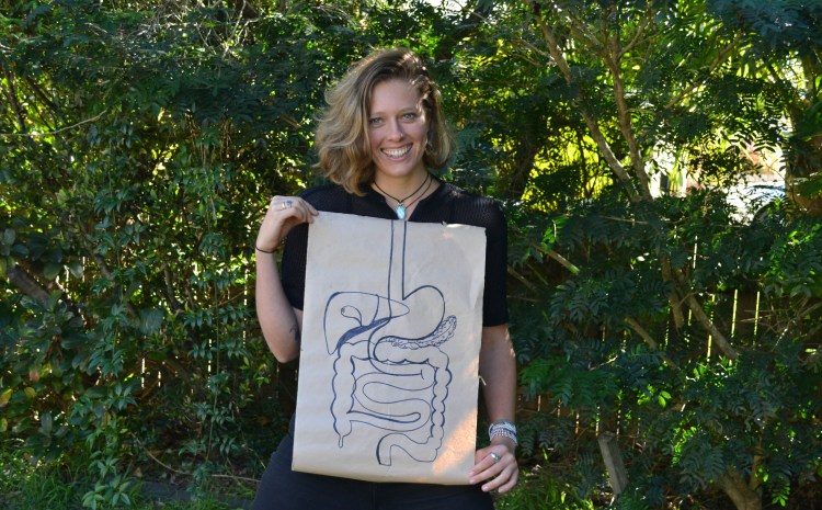 Our nutritionist, Lydia Irving, introduces us to The Small Intestine