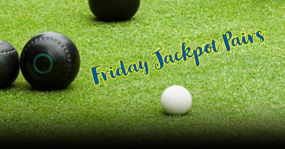 Friday Jackpot Pairs