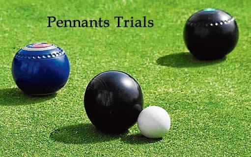 pennants trials