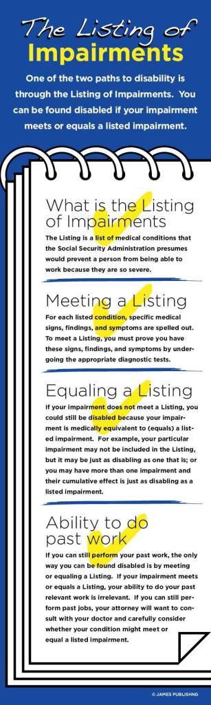 Listing-of-Impairments
