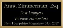 Attorney Anna Zimmerman