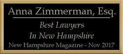 Attorney Anna Goulet Zimmerman