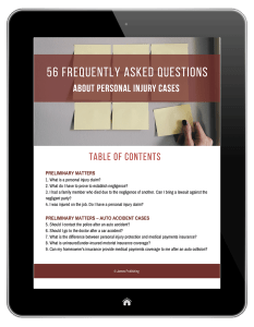 NH personal injury lawyer