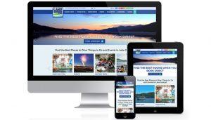 LakeGeorge.com Mobile-Friendly Responsive Website