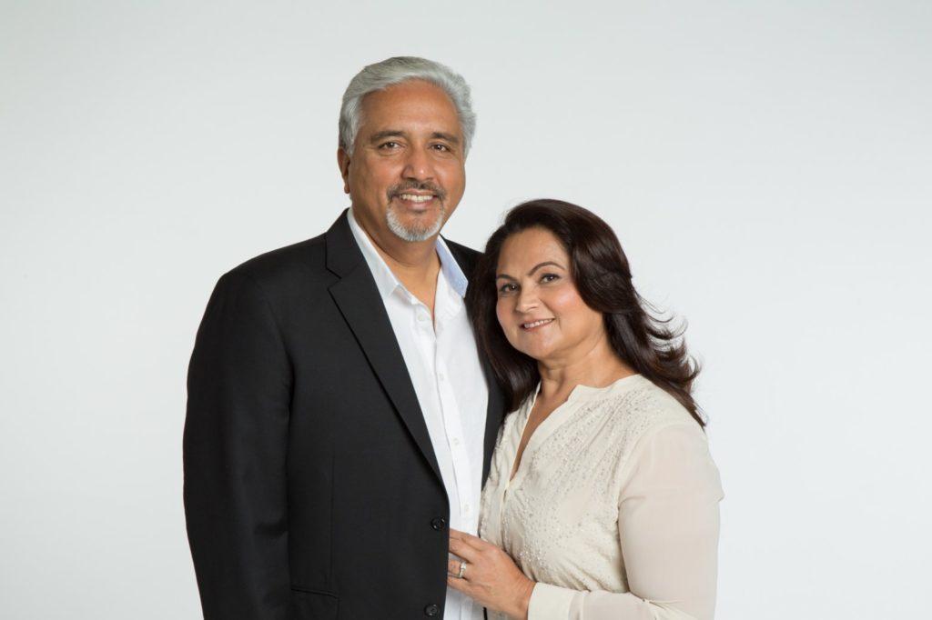 Dave and Rani Mann