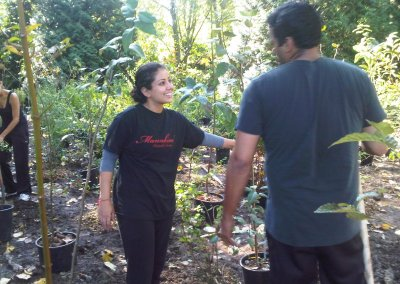 Blackie Spit Park Tree Planting