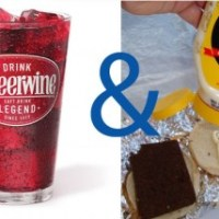 Livermush and Cheerwine = Heaven