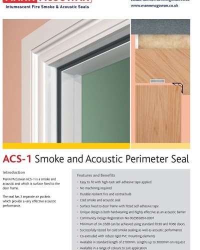 5222 ACS-I Acoustic Seal.indd