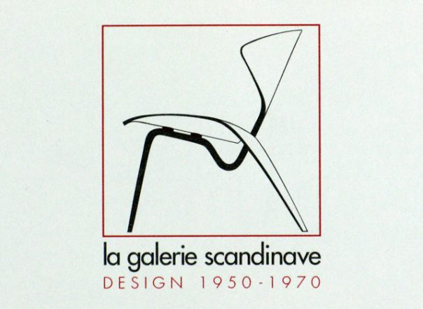 logo la galerie scandinave, paris