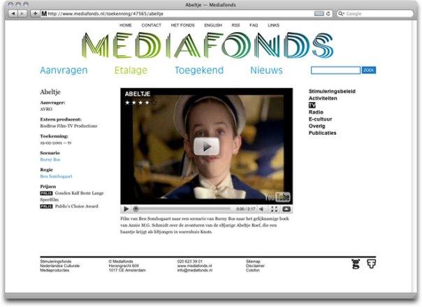 Mediafonds