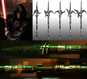 Kryptonite Spear ManOfSteelAnswers.com