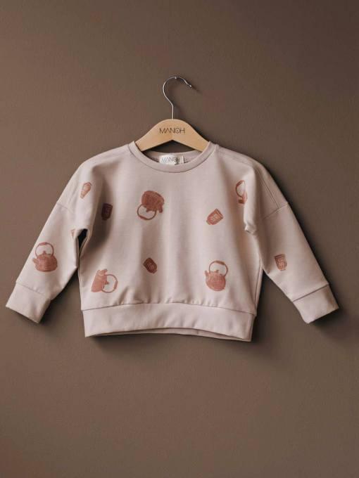 Sweater sadō sand