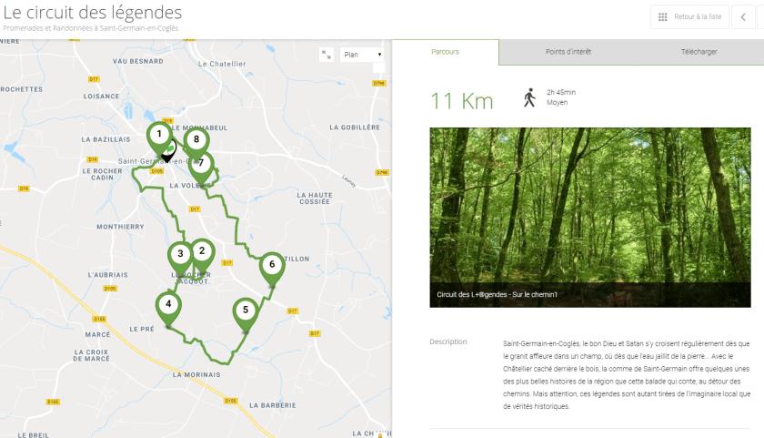 2018-05-09 17_37_38-Le circuit des légendes - Promenades et Randonnées - Saint-Germain-en-Coglès