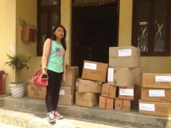 Achat des médicaments à Kathmandu